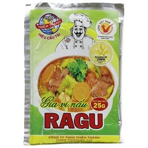 Gia vị nấu Ragu Thiên Thành gói 25g