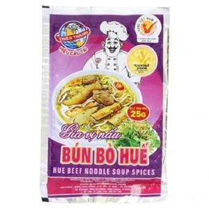 Gia vị nấu bún bò Huế Thiên Thành gói 25g