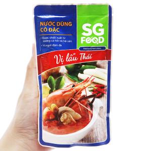 Nước dùng cô đặc lẩu Thái SG Food gói 150g