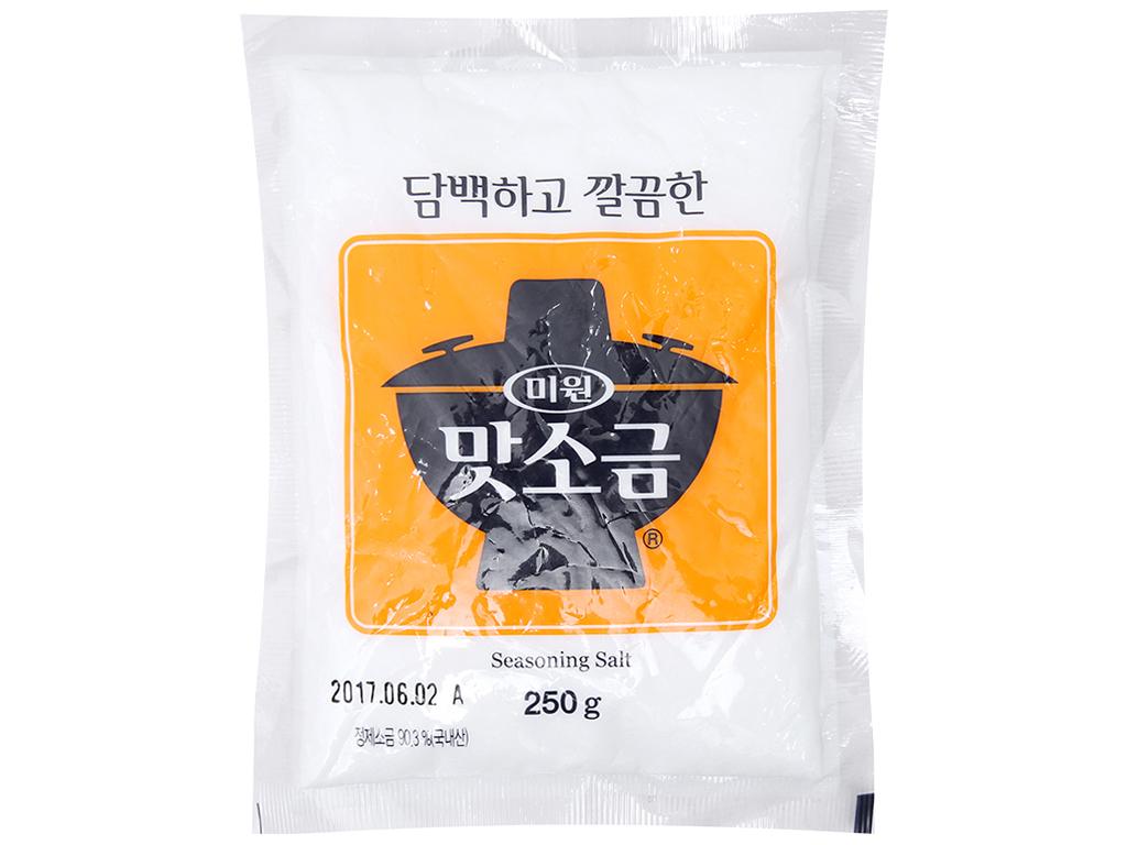 Bột canh Miwon gói 250g 1