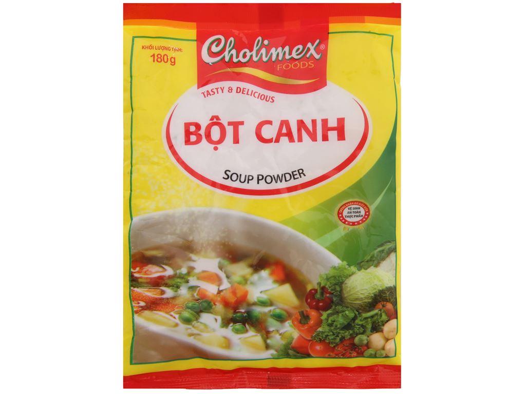 Bột canh Cholimex gói 180g 1