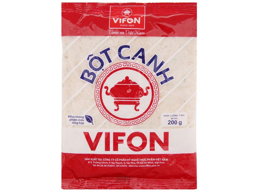 Bột canh Vifon gói 200g 2