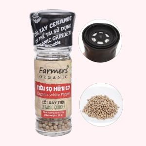 Tiêu sọ hữu cơ Farmers Organic hũ 55g