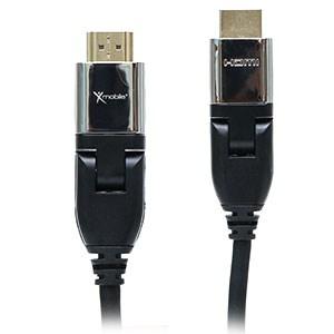 Cáp HDMI 2.0 360 độ 2m X Mobile DS091-TB