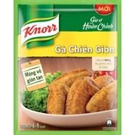 Gia vị hoàn chỉnh Knorr Gà chiên giòn gói 30g