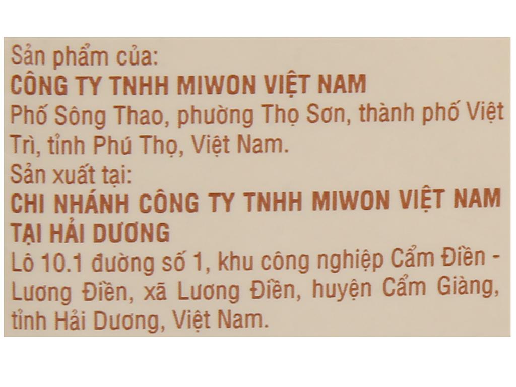 Bột chiên gà giòn Miwon gói 35g 3