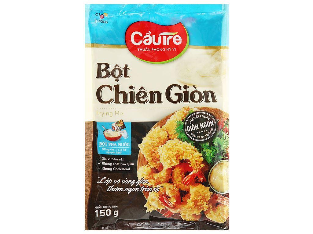 Bột chiên giòn CJ Food gói 150g 1