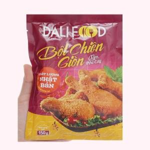 Bột tẩm khô chiên giòn vị cay Dali Food gói 150g
