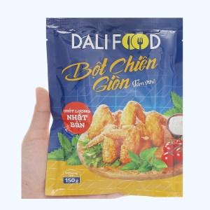 Bột tẩm khô chiên giòn Dali Food gói 150g
