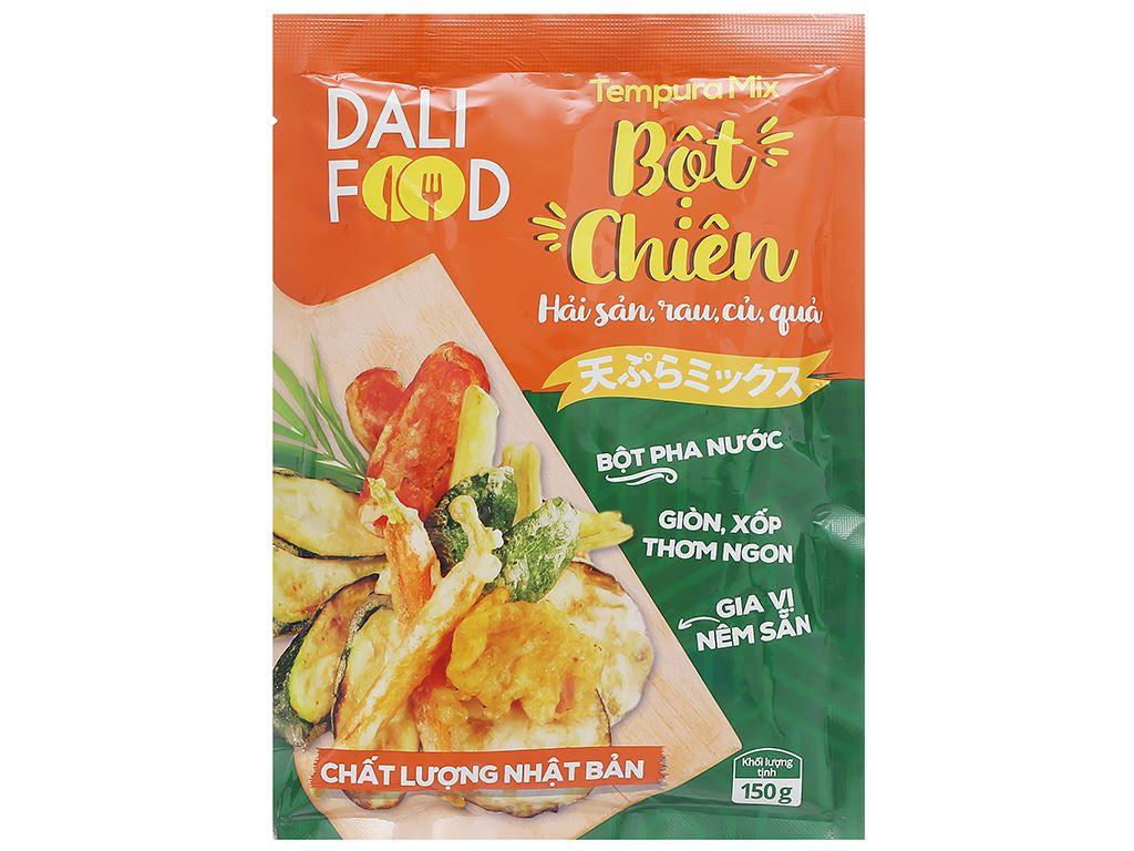 Bột chiên Tempura Dali Food gói 150g 1
