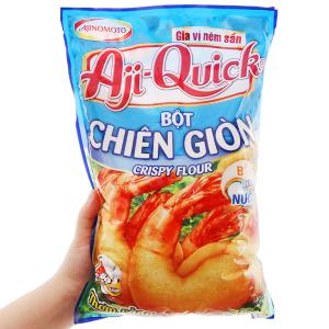 Bột chiên giòn Aji-Quick gói 1kg