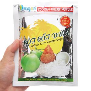 Bột cốt dừa 55% béo Dragon gói 50g