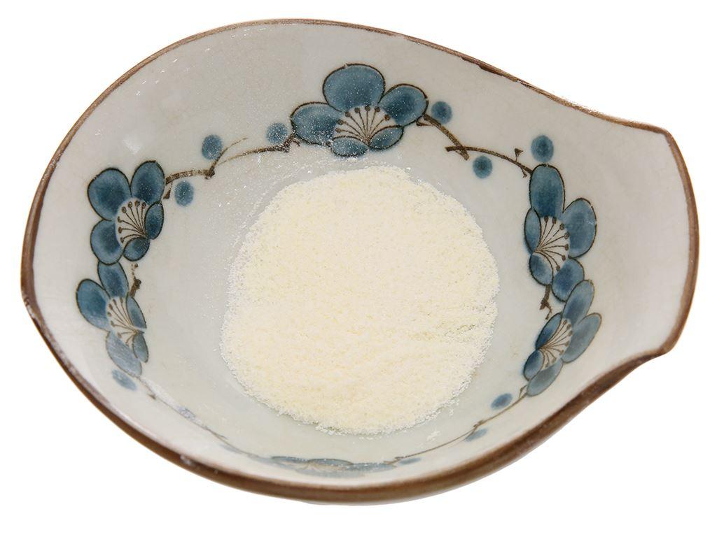 Bột rau câu dẻo hương sữa bắp Dragon gói 106g 4