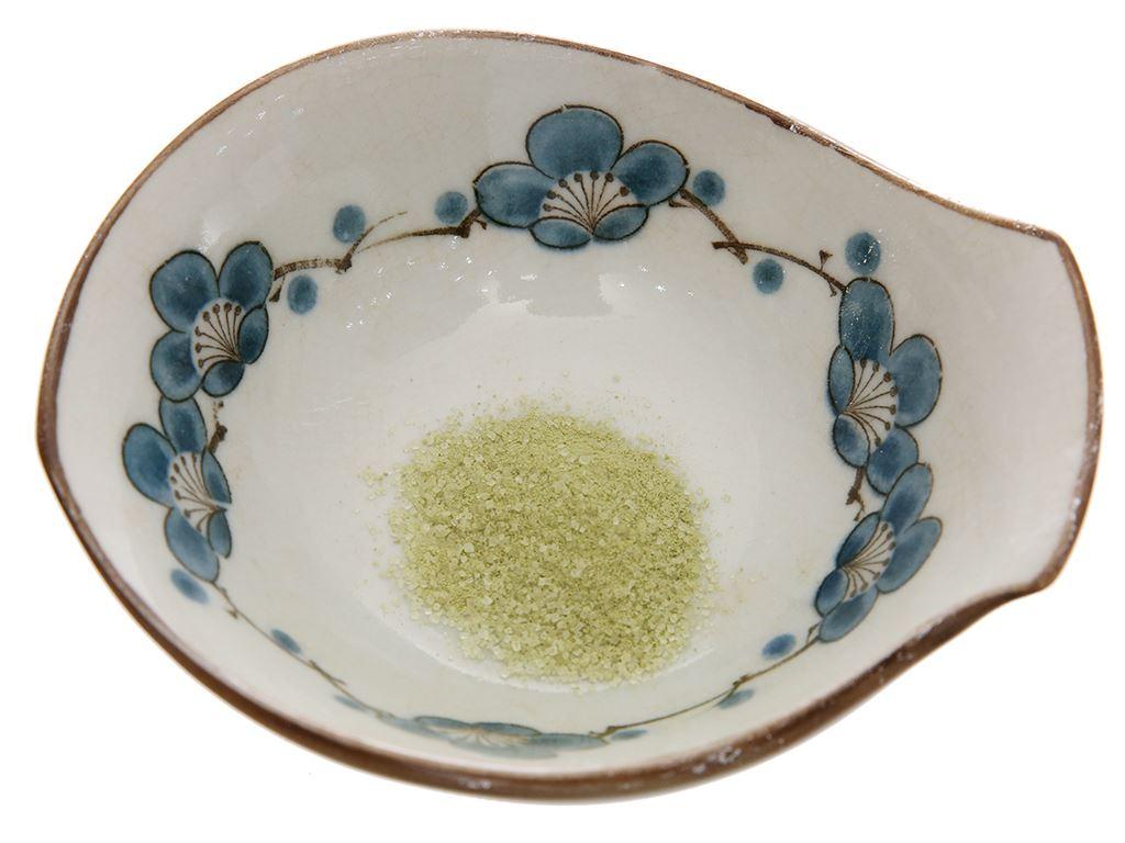 Bột rau câu trà sữa matcha Dragon gói 106g 4