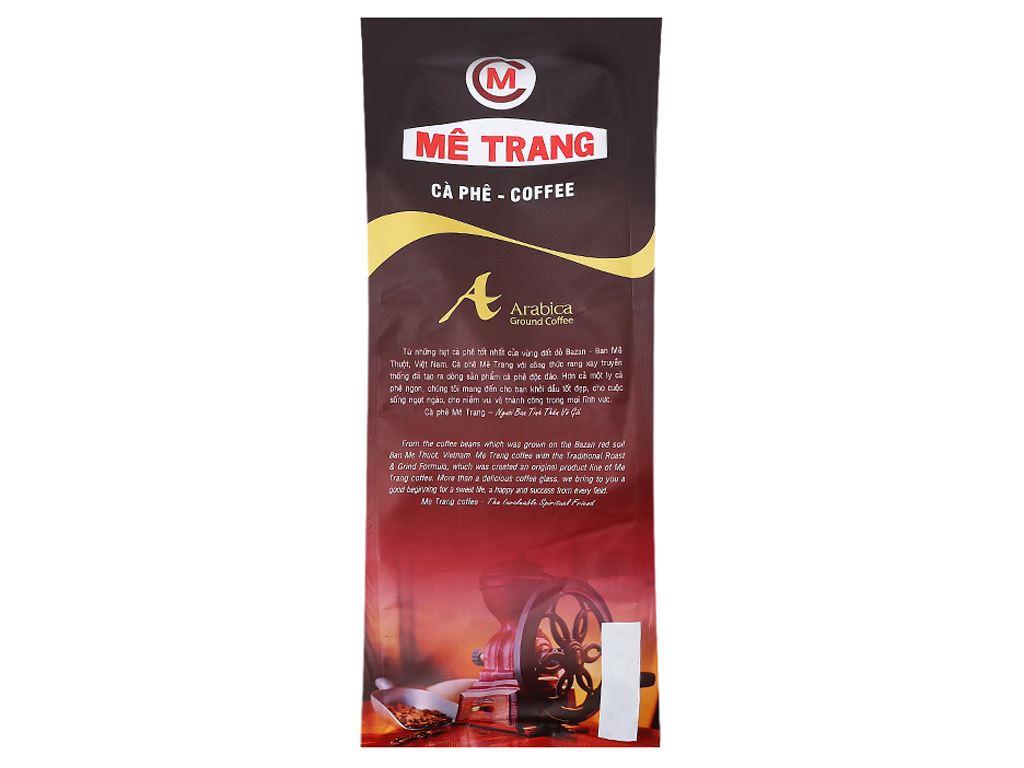 Cà phê Mê Trang Arabica gói 500g 2