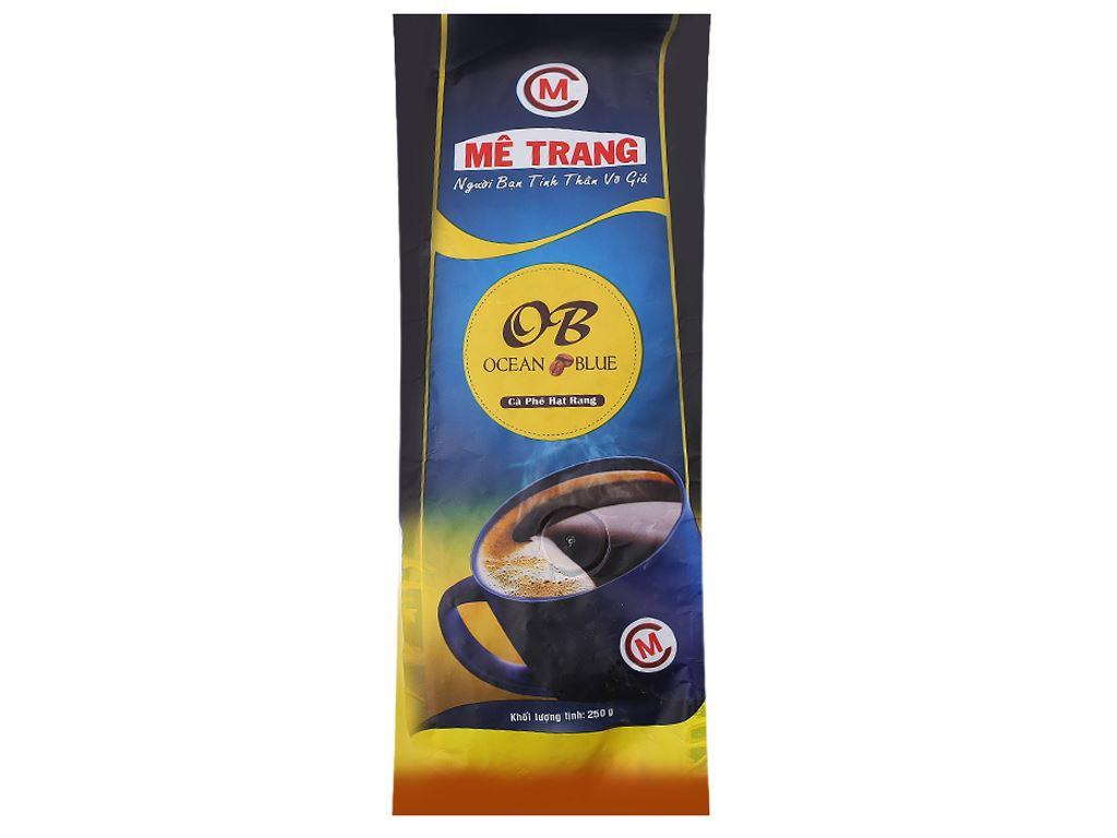 Cà phê Mê Trang Ocean Blue gói 250g 1