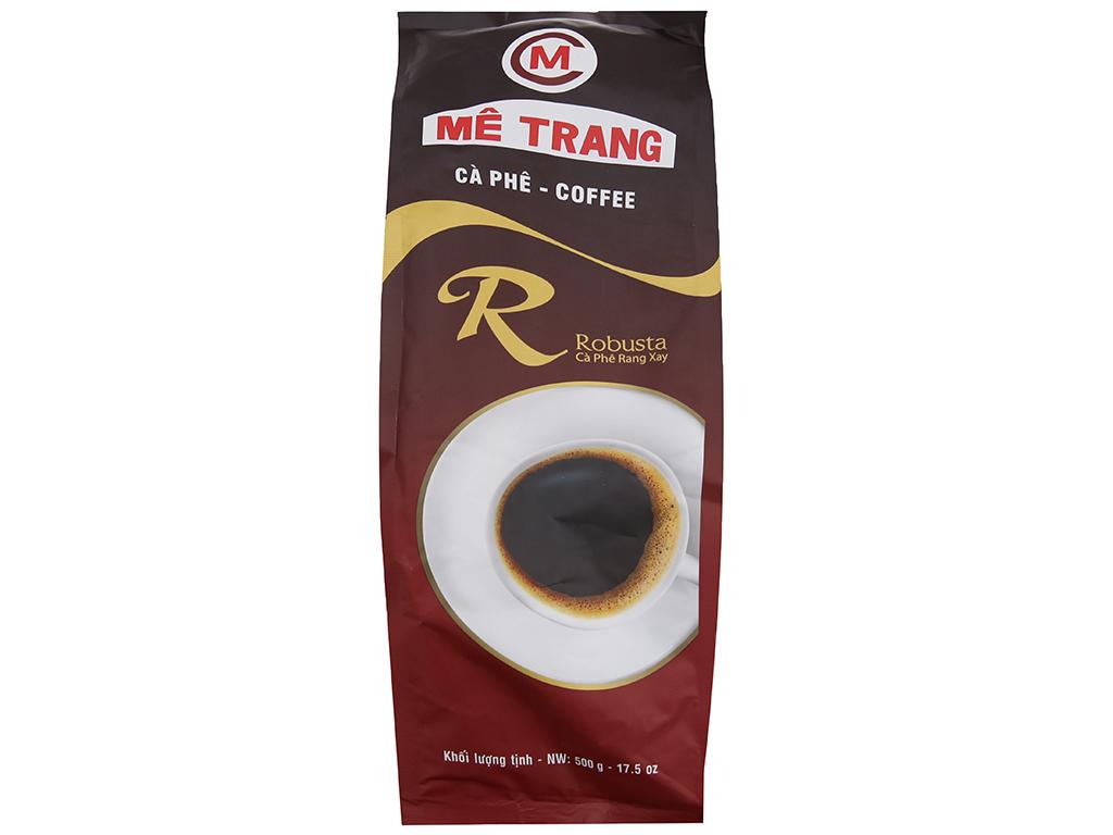 Cà phê Mê Trang Robusta gói 500g 2