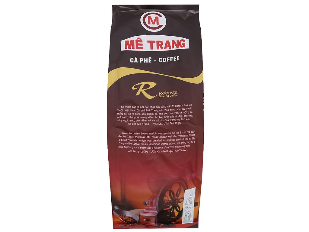 Cà phê Mê Trang Robusta gói 500g 5