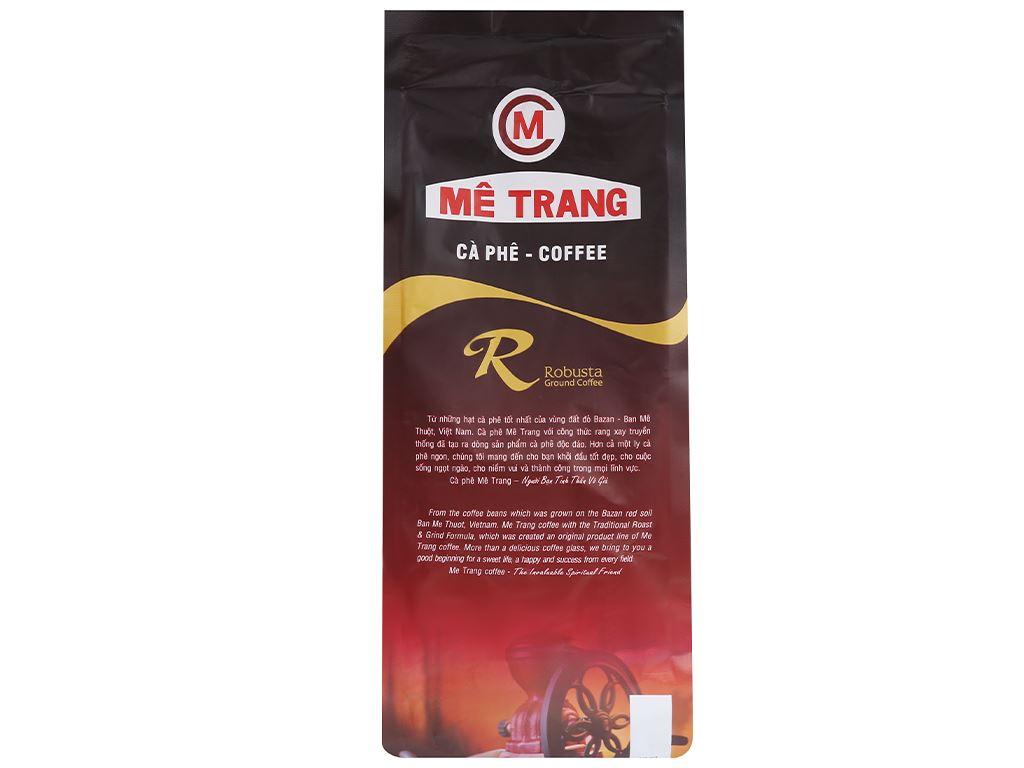Cà phê Mê Trang Robusta 500g 6