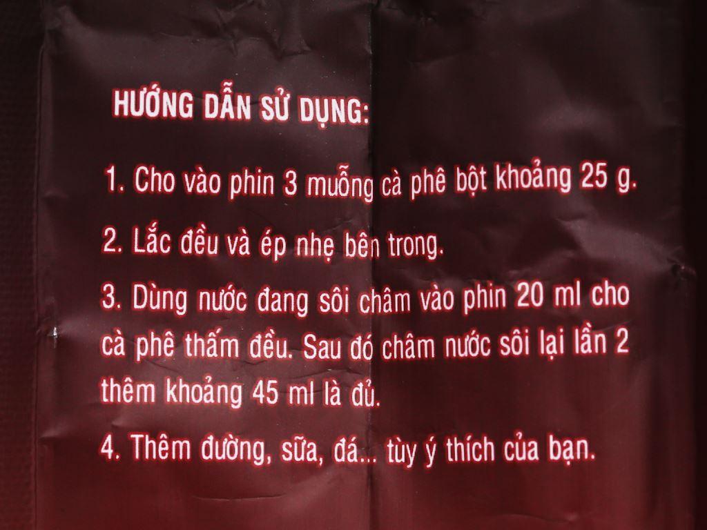 Cà phê Mê Trang Robusta 500g 9