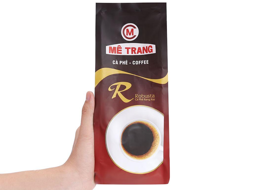 Cà phê Mê Trang Robusta 500g 11