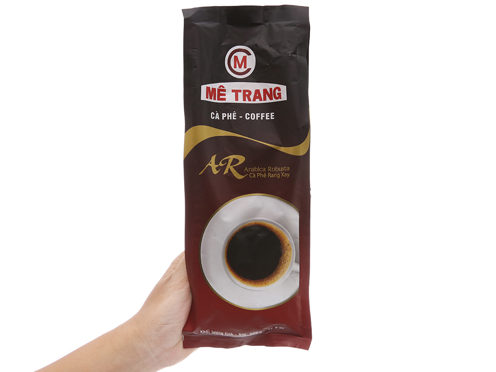 Cà phê Mê Trang AR gói 500g 4