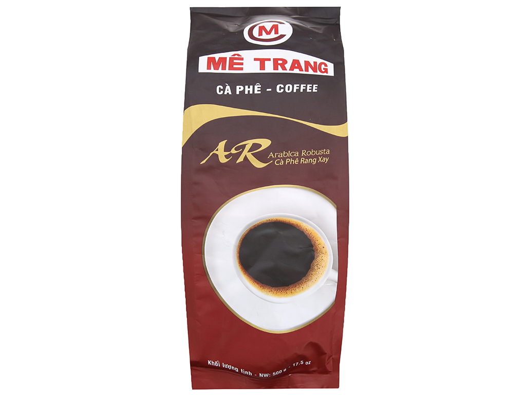 Cà phê Mê Trang AR gói 500g 1