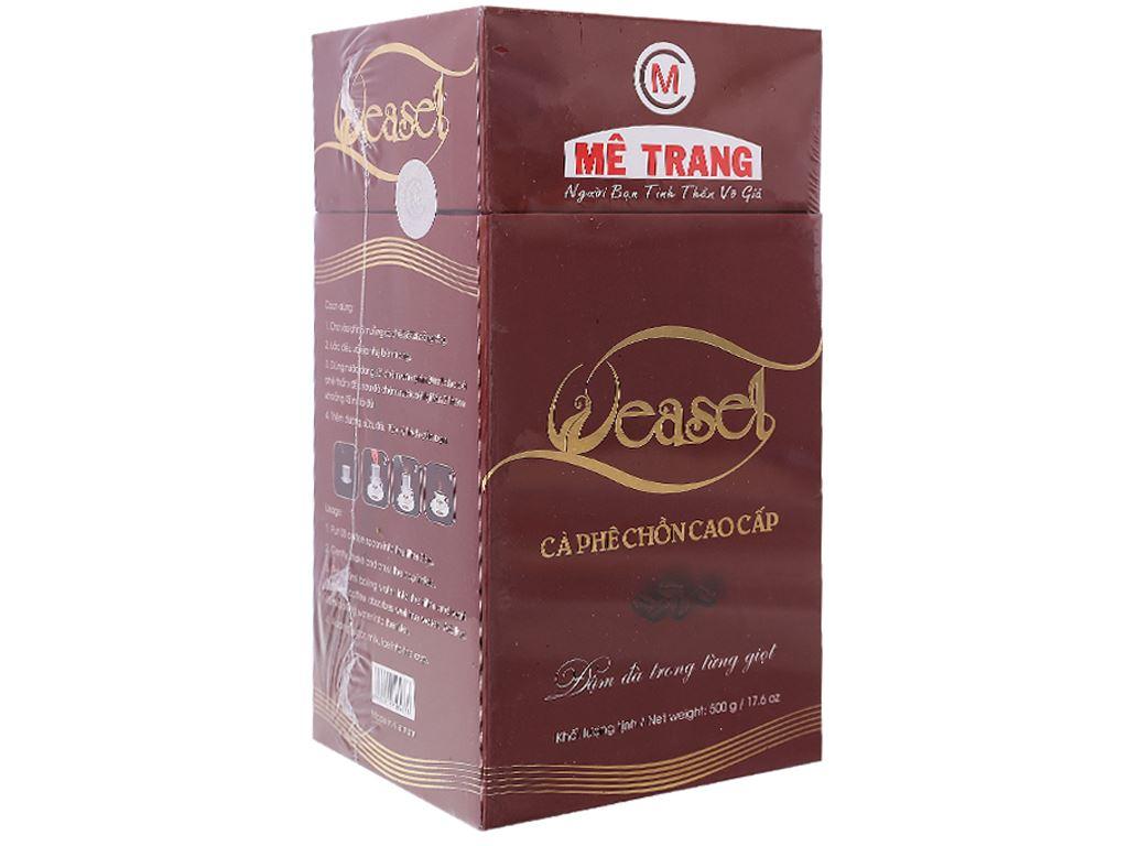 Cà phê Mê Trang Chồn gói 500g 3