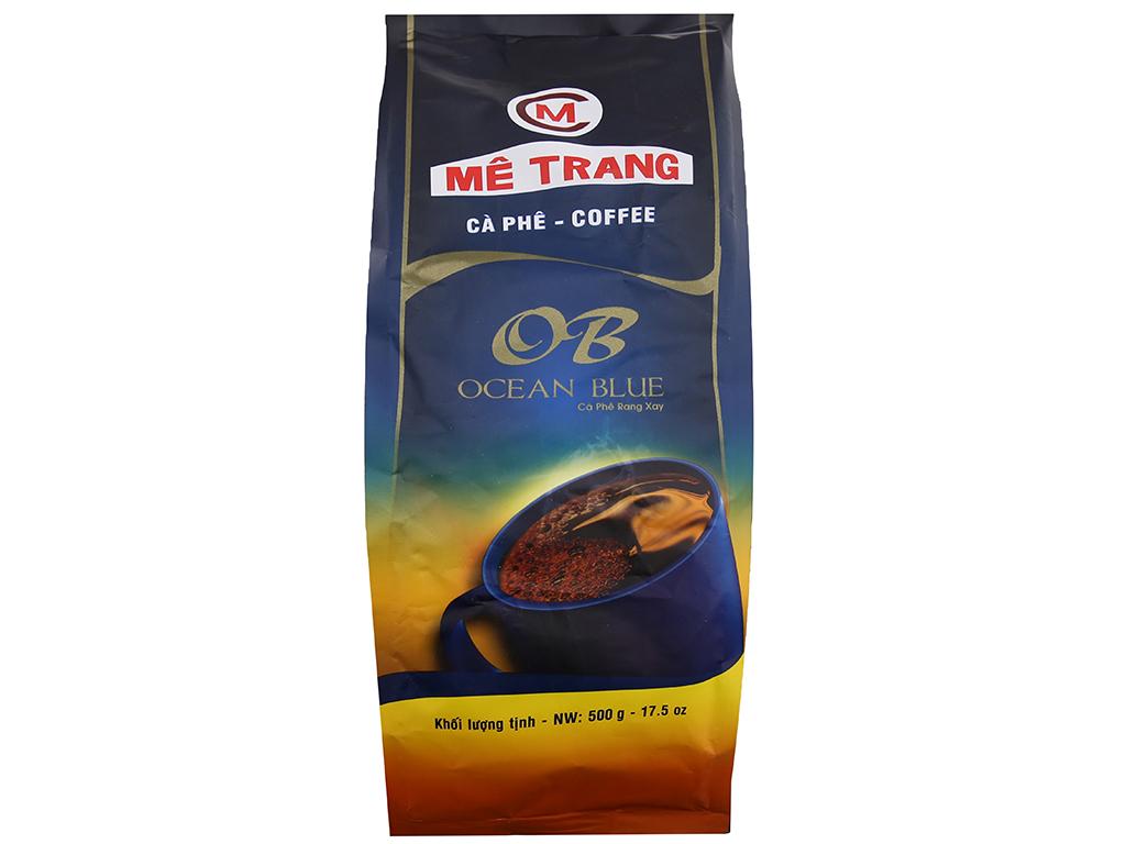 Cà phê Mê Trang Ocean Blue gói 500g 2