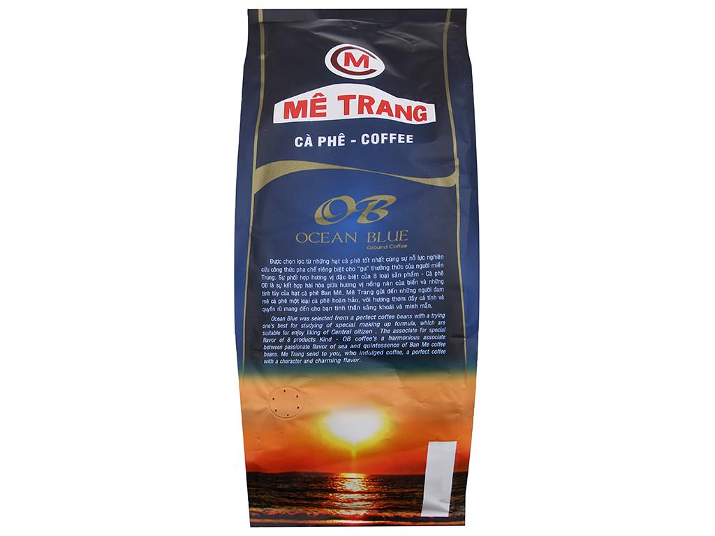 Cà phê Mê Trang Ocean Blue gói 500g 6