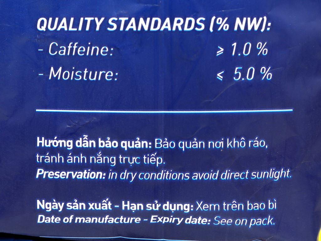 Cà phê Mê Trang Ocean Blue 500g 10