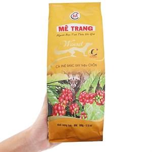 Cà phê Mê Trang rang xay hiệu Chồn gói 500g