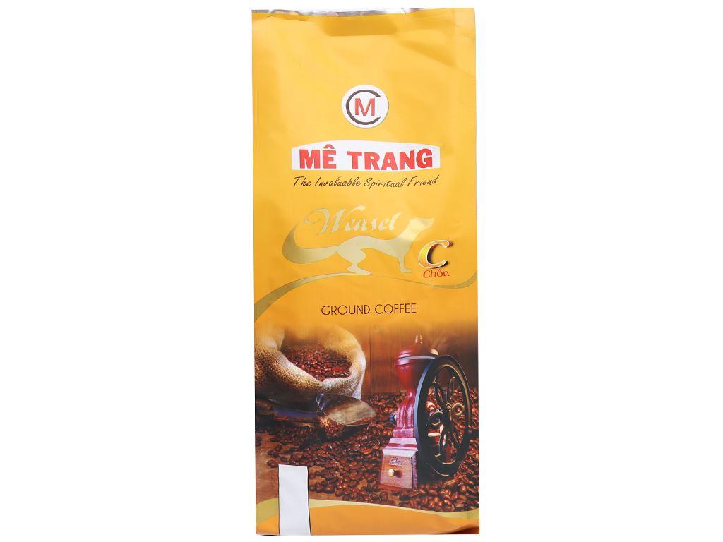 Cà phê rang xay Mê Trang chồn 500g 6