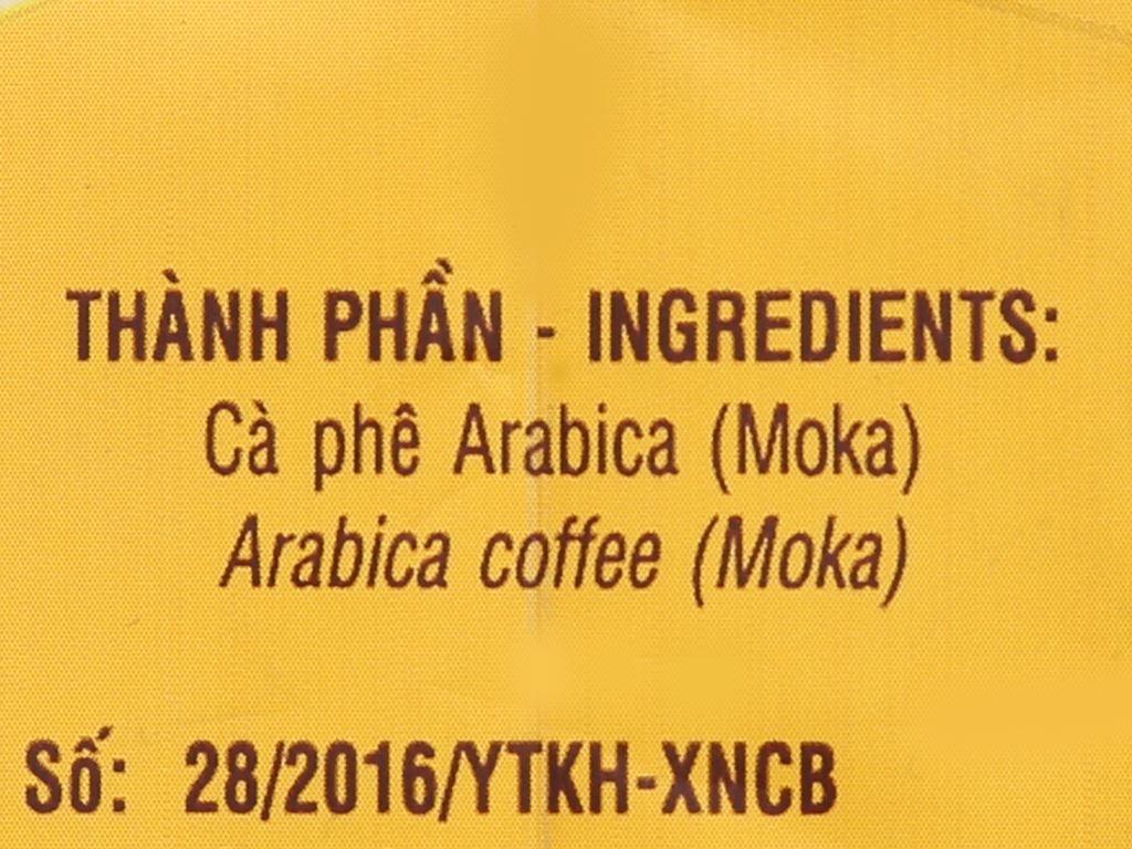 Cà phê rang xay Mê Trang chồn 500g 10