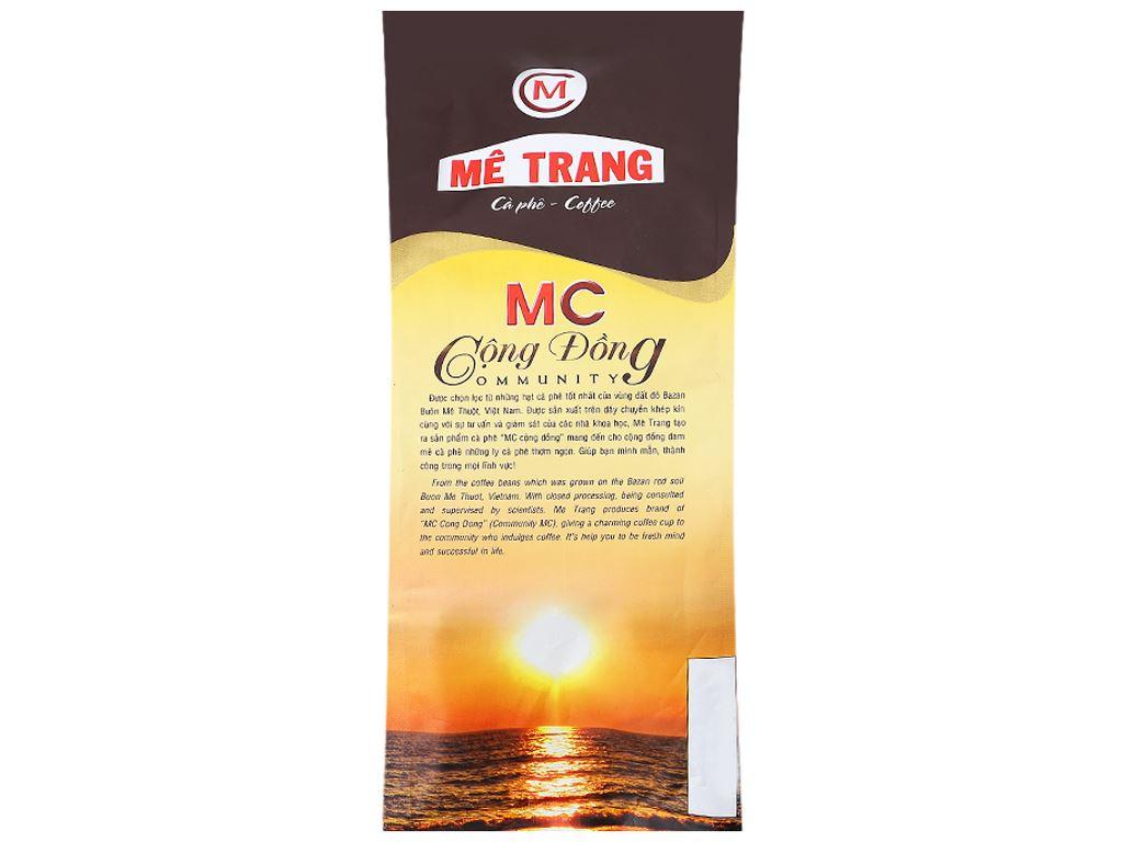 Cà phê Mê Trang MC Cộng Đồng 500g 1