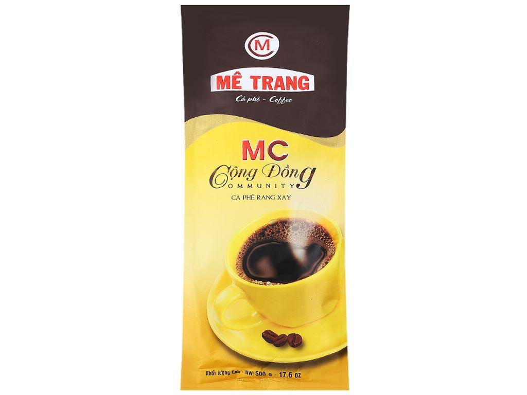 Cà phê Mê Trang MC Cộng Đồng 500g 2
