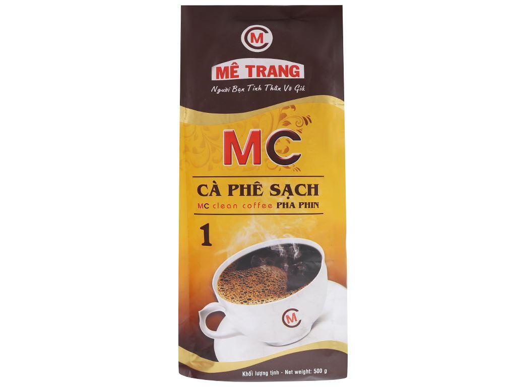 Cà phê Mê Trang MC Số 1 500g 4
