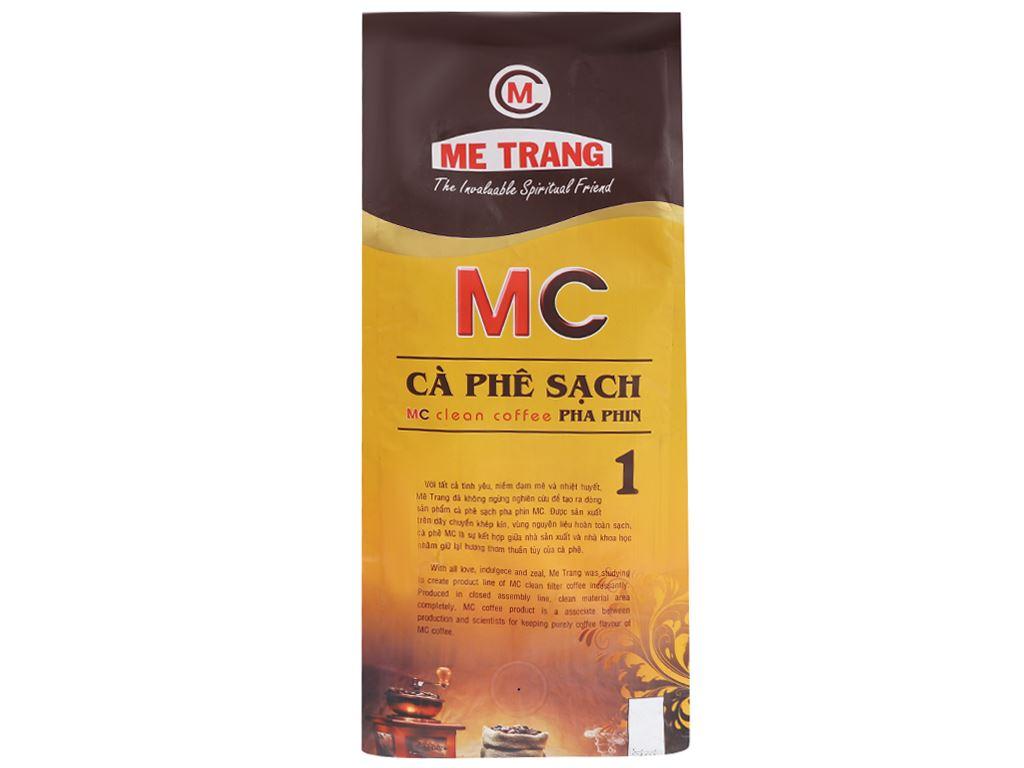 Cà phê Mê Trang MC Số 1 500g 5