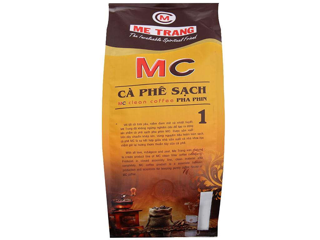 Cà phê Mê Trang MC Số 1 gói 500g 5