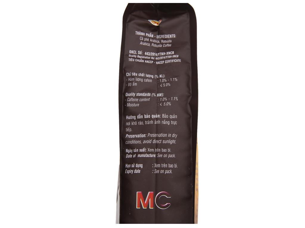 Cà phê Mê Trang MC Số 1 gói 500g 2