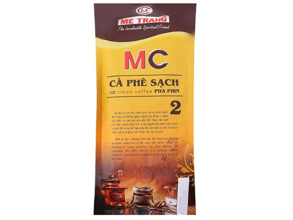Cà phê Mê Trang Sạch Pha Phin số 2 500g 2