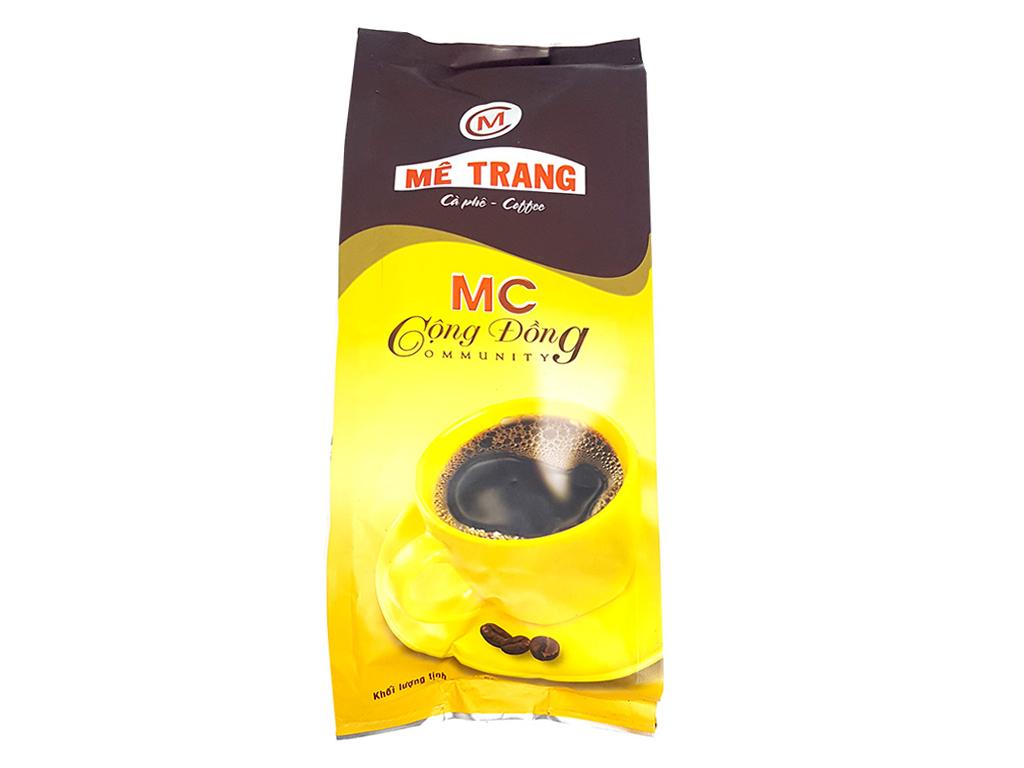 Cà phê Mê Trang MC Cộng Đồng gói 500g 2