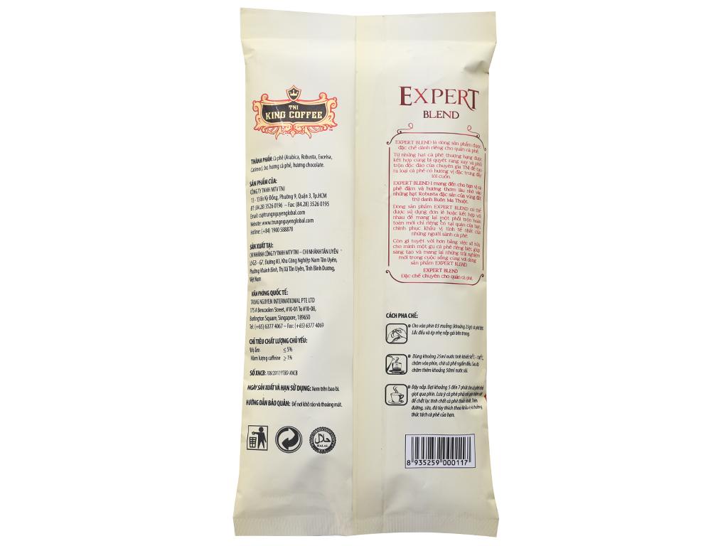 Cà phê TNI King Coffee Expert Blend 1 gói 100g 3