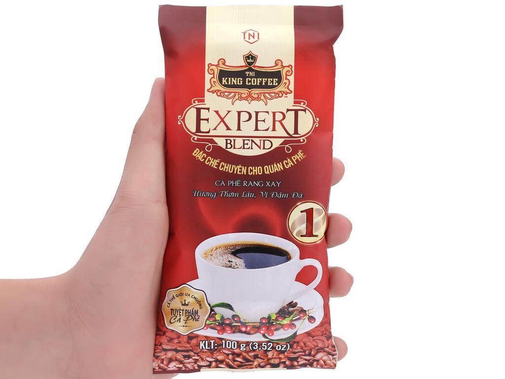 Cà phê TNI King Coffee Expert Blend 1 100g 11