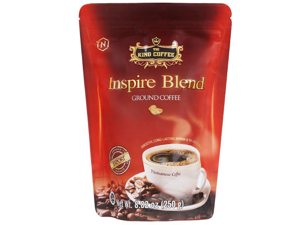 Cà phê TNI King Coffee Inspire Blend 250g 5