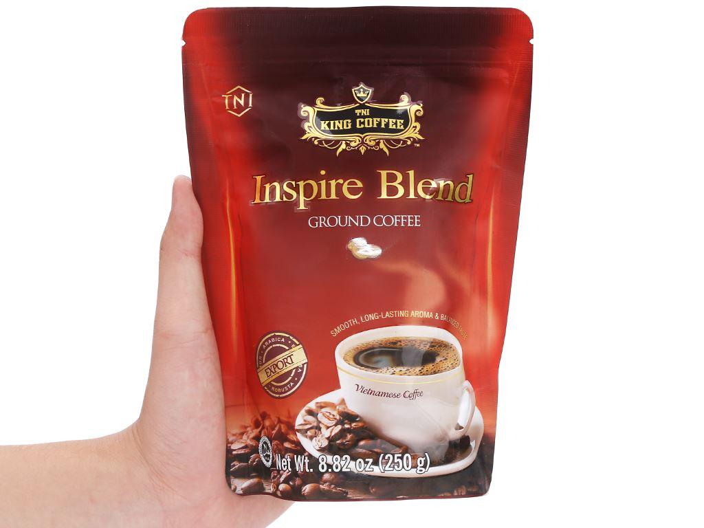 Cà phê TNI King Coffee Inspire Blend 250g 8