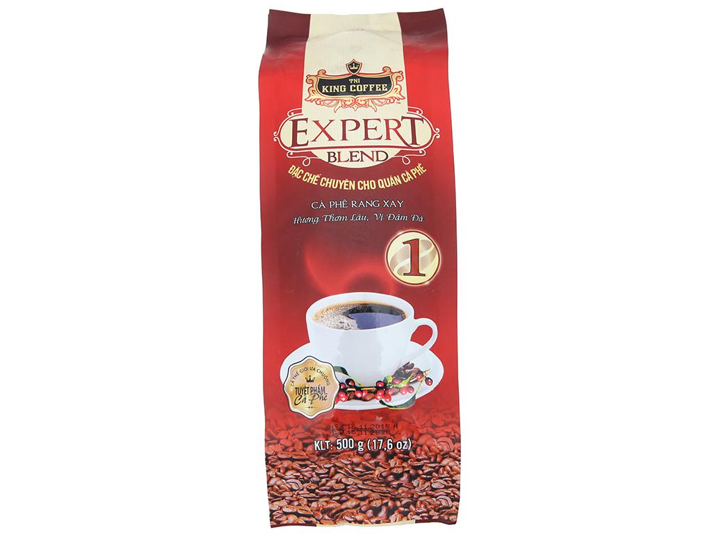 Cà phê TNI King Coffee Expert Blend 1 gói 500g 3