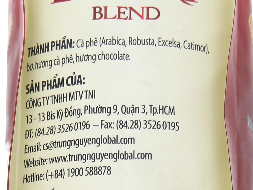 Cà phê TNI King Coffee Expert Blend 1 gói 500g 4