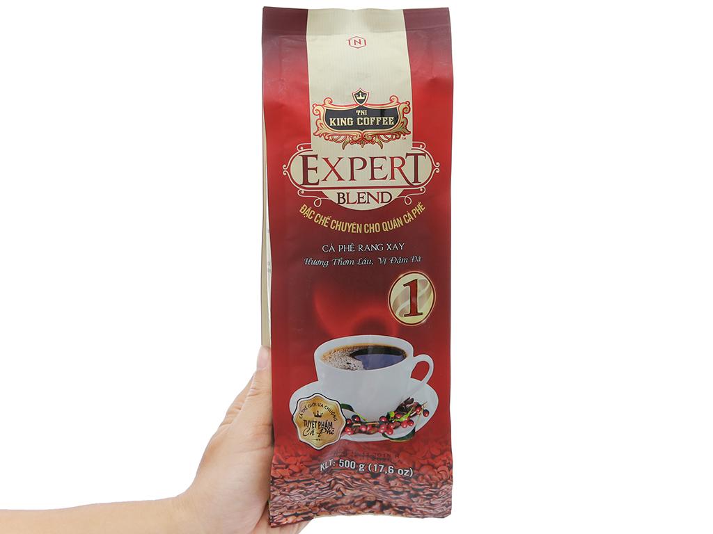 Cà phê TNI King Coffee Expert Blend 1 gói 500g 7
