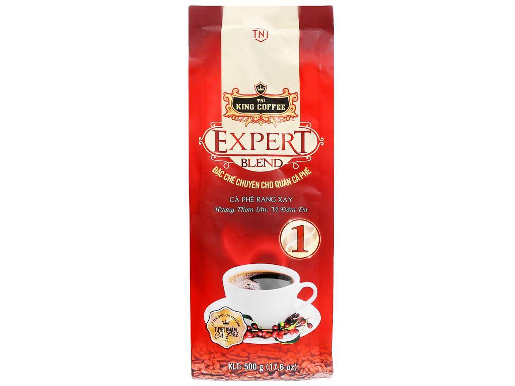 Cà phê TNI King Coffee Expert Blend 1 500g 7